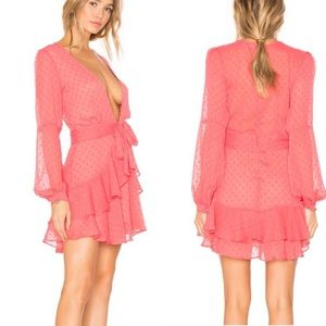 878d80b40cf3 For Love And Lemons Dresses - For Love & Lemons Tarta Long Sleeve Mini Dress  Sm